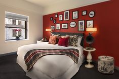 """Featuring Danny Meyer's MARTA restaurant and Caffe Marchio, The Redbury New York is located in the NoMad neighbourhood in New York, 280 m from Madison Square Park. Free WiFi access is available.  Each room offers a 42"""" flat-screen TV, Bluetooth Gramophone speaker and 300 thread-count bedding#cheaphotelhacks #cheaphotelhowtoget #cheaphotelwebsites #cheaphoteldeals #cheaphotelinvegas #cheaphotelrooms #cheaphotelinnewyorkcity #cheaphotelaesthetic Cheap Hotel Websites, Cheap Hotels, New York Hotels, Bar Lounge, Free Wifi, Beautiful World, Guest Room, The Neighbourhood, Luxury"""