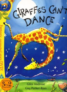 Poor Gerald can't dance. A gentle introduction to Diversity and Inclusion. All he needs is the right music.