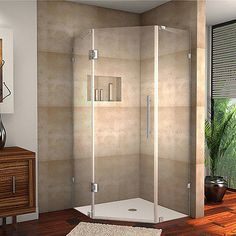 Shower Enclosures and Doors 121850: Aston Global Neoscape 36 X 36 72 Frameless Neo-Angle Shower Enclosure -> BUY IT NOW ONLY: $721.05 on eBay!