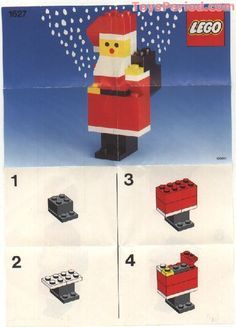 Santa Free Instruction Page 1