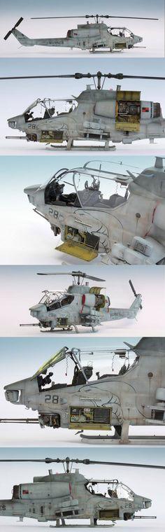 AH-1Z Viper | 1:35 scale