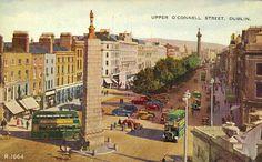 Upper O'Connell Street, Dublin