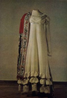 1810's Russia Regency Dress, Fashion Dresses, Women's Fashion, Female Clothing, Marie Antoinette, Jane Austen, Napoleon, Sewing Clothes, Plays