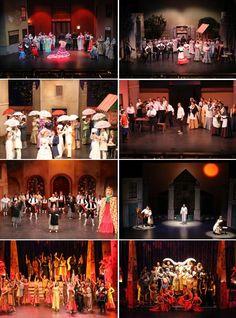 Actuació de la Compañía Lírica de Zarzuela de Madrid. Teatre Victòria (Barcelona). Des del 27 d'abril fins al 22 de maig 2016