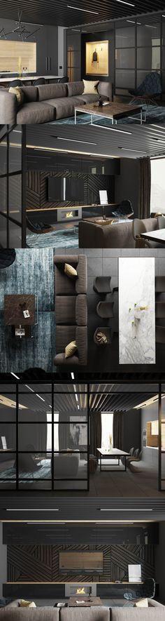 Man's apartments - Галерея 3ddd.ru