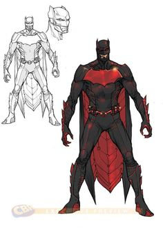 DC Comics' JUSTICE LEAGUE 3000 - Superhero Character Designs — GeekTyrant