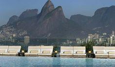Views from Hotel Fasano, Rio De Janeiro...