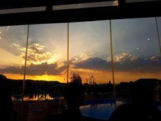World Images, Beautiful Sunset, Romantic, Clouds, Celestial, Stock Photos, Orange, Travel, Outdoor