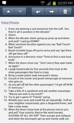 00b4220ec25ace87f506ac5aec010970.jpg (432×720) Super Funny, Very Funny, Funny Cute, Funny Bucket List, Funny Jokes, Hilarious, Evil Pranks, Things To Do When Bored, April Fools Pranks