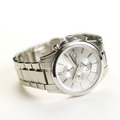 Wicker Watch Steel, $109, now featured on Fab.