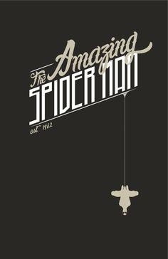 Vintage Super Hero Posters  by Joey Gessner