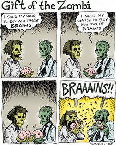Gift of the Zombie