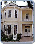 The Allan House in downtown Austin, Texas.