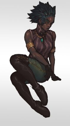 Pallegina in Pillars of Eternity - Best Character Designs 2019 Fantasy Character Design, Character Creation, Character Design Inspiration, Character Concept, Character Art, Concept Art, Black Characters, Fantasy Characters, Female Characters