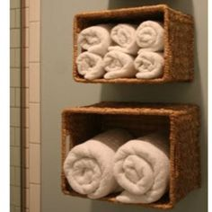Make our own towel holders!