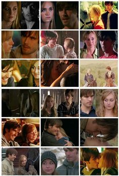 Heartland - Amy and Ty Moments from each episode- Season 2
