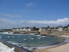 Batz-sur-mer, France - lived here for a bit