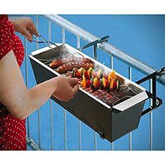 Skaize BK5889 Barbecue / grill de balcon
