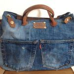 pabu: Jeans recycelt als Tasche – Purses And Handbags Diy Sacs Tote Bags, Tote Purse, Diy Jeans, Jean Purses, Diy Sac, Diy Bags Purses, Denim Purse, Denim Ideas, Recycled Denim