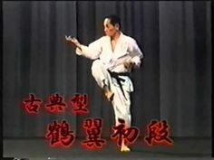 Karate: Tetsuhiko Asai - Kihon and Kata