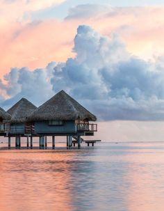 Tahiti, en Polynésie française
