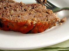 Slow-Cooker Meat Loaf with Shiitake Mushrooms | Whether you're preppingfor a quick weeknight meal or a weekend dinner party, these dishes put lean ground beef in the spotlight and deliver a flavor-packed meal that's big on taste, but low on calories. These recipes range from the classic meat loaf to shepherd's pie, meatballs, and everything in between.