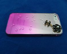 iphone 5 case Raindrop effect  change color case  by dnnayding, $17.99