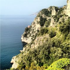 The Italian coast: #AmalfiCoast