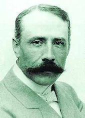 English composer Edward Elgar was born on the 2 June 1857. Among his best-known compositions is the orchestral Enigma Variations. This was one of the first works to bring Elgar to public recognition, and was first performed in London in June 1899.