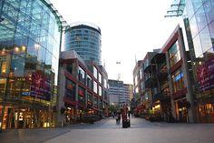 Birmingham, UK #england #birmingham Bullring by Daniel Davies, via Flickr