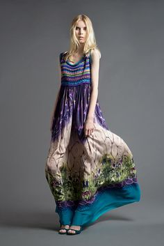 Alberta Ferretti's resort / pre-spring 2013 collection