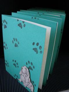 basset note cards. #basset #hound