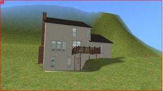two story house on basement  | ... and 2 half bath home on a full finished daylight basement the house