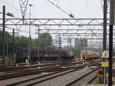 A Locon and NS at Amsterdam Central 2015