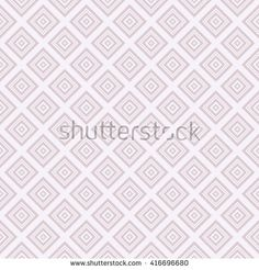 Seamless wall-paper with rhombuses, gentle-lilac. Geometrical strict pattern, minimalist. A print for fabric, packing paper, a background for design, etc. Male and female style.