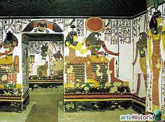 tomb of nefertari Ancient Egypt, Ancient History, Queen Nefertari, Civilization, Spirituality, 1, Akhenaton, Painting, Magic