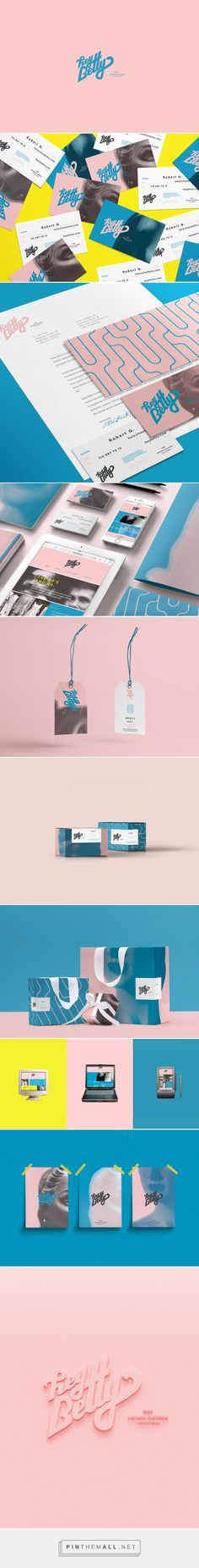 Hey Betty Vintage Clothing Branding by Sofia Villarreal | Fivestar Branding Agency – Design and Branding Agency & Inspiration Gallery
