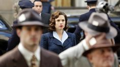 Variety interview about agent carter season 2