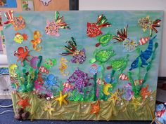 Under the Sea classroom display photo - SparkleBox