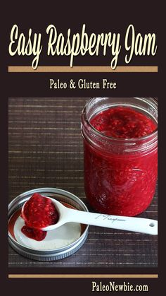 Just 3 ingredients and a little stove time is all it takes to make this fresh, additive-free jam everyone will love!