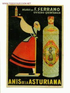 anis de la asturiana                                                                                                                                                                                 Más