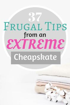 Looking for a few frugal tips to help you save money? My dad (the extreme cheapskate) is the master of frugality, and I'm sharing all of his strategies right here. Some of them will make you laugh out loud, but most of them are pretty dar Frugal Family, Family Budget, Frugal Living Tips, Frugal Tips, Ways To Save Money, Money Tips, Money Saving Tips, How To Make Money, Money Hacks