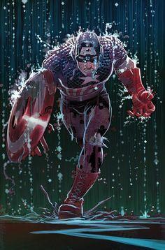 Comic Book Heroes, Comic Books Art, Comic Art, Book Art, Marvel Art, Marvel Heroes, John Romita Jr, Jr Art, Captain America Civil War