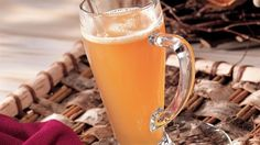 Buttered Rum Spiced Cider ~ Warm up with a sweet and spicy spirited cider that you can have ready in minutes.