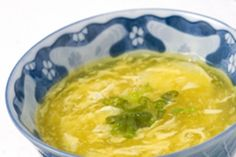"""Egg Drop Soup:  """"This low-calorie soup takes only minutes to prepare from start to finish. It's packed with vitamins and protein, and easy to modify into the perfect vegetarian snack."""""""