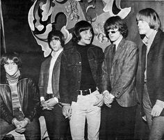 The Byrds         August 1965