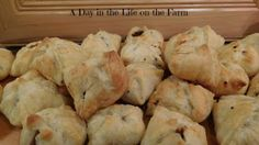 A Day in the Life on the Farm: Chicken Puffs for #FreshTastyValentines