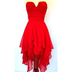 Red Latin Dance Dresses ❤ liked on Polyvore featuring dresses, vestidos, robe, red, red day dress, rhinestone dress and red dress