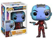 Guardians of the Galaxy Vol.2 Nebula Funko POP! #203 Coming Soon!