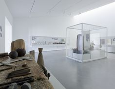 The Hepworth Wakefield - 2011 - Museumstechnik